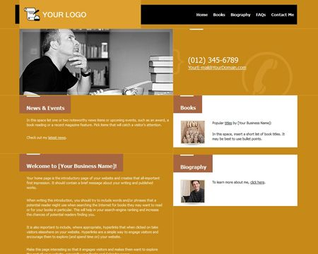Writers site