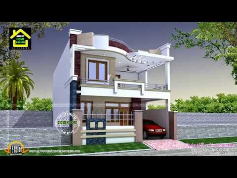 New Home Design Ideas 2020 Models Youtube House Balcony Design Unique House Plans Simple House Design