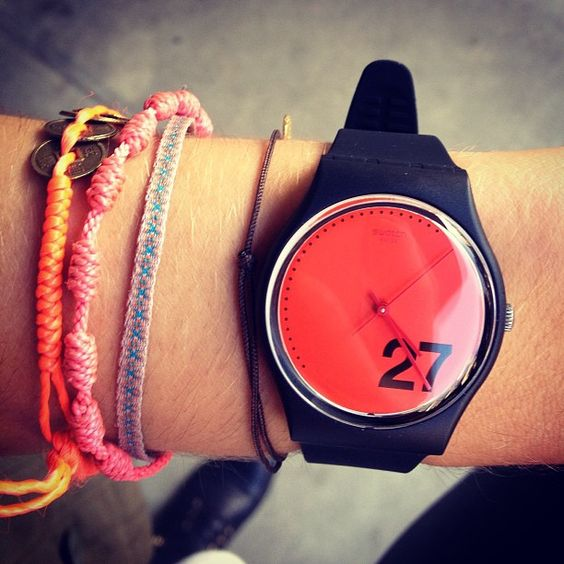 GENERATION 27 http://swat.ch/Generation27 #Swatch