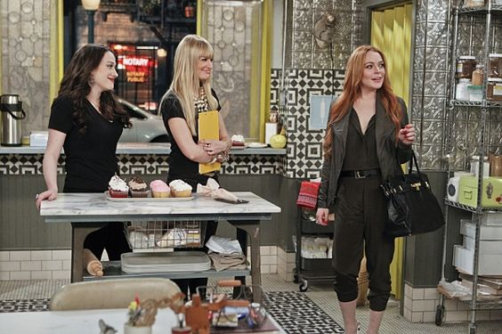New client ~ 2 Broke Girls ~ Episode Stills ~ Season 3, Episode 21 ~ And The Wedding Cake Cake Cake