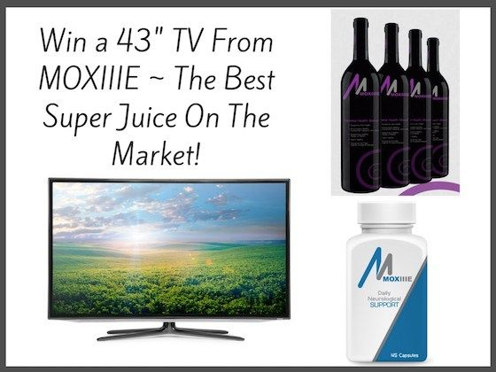 Win A 43 TV Giveaway