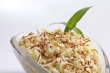 Arroz Con Coco. Prepara esta deliciosa receta y lúcete siempre con LA LECHERA.