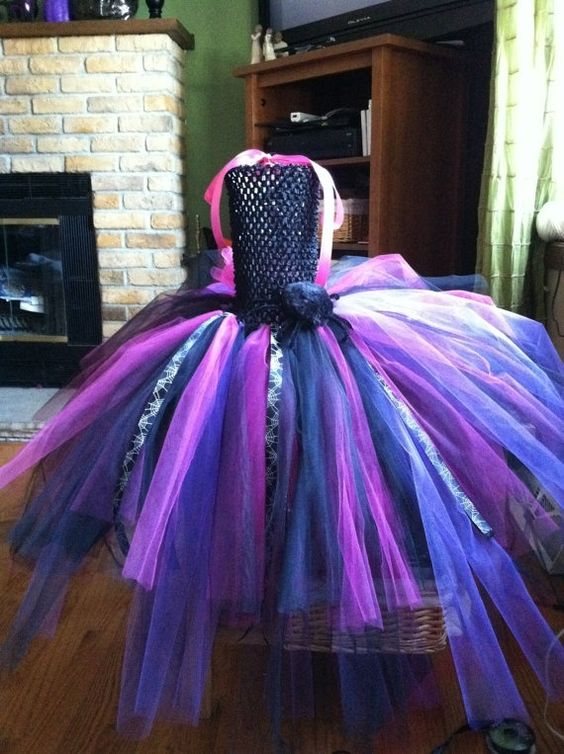 Monster High Tutu craft-ideas