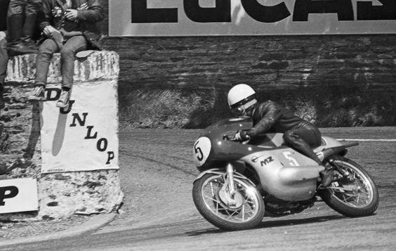 IOM TT   TT IOM 1967 Lightweight (250) International-H Rosner(5) 250 MZ