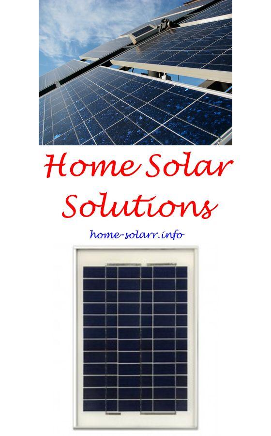 Diy Grid Tie Solar Power House Solar Power Kits Solar Energy System