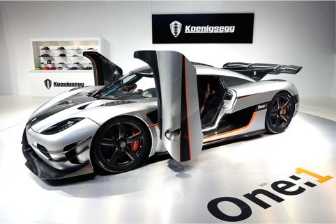 Image result for $2 Koenigsegg One:1 pic