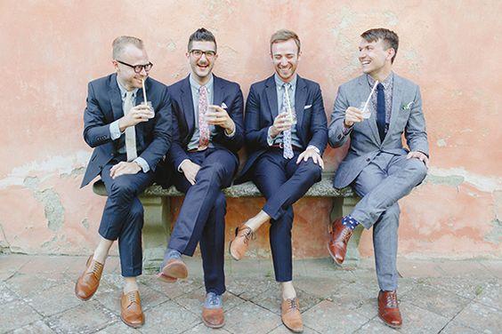 Tuscan Wedding by Amanda K Photography