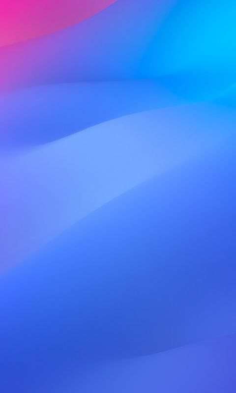 Gradient Abstract Blue Pink Vivo 480x800 Wallpaper In