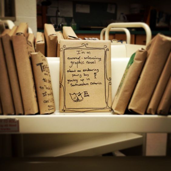 Blind Date With a Book – Tips and Tricks