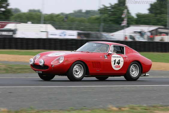Ferrari 275 GTB/C (Chassis 09085 - 2006 Le Mans Classic) High Resolution Image