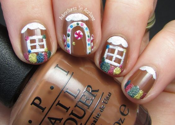 The Digit-al Dozen DOES Winter Wonderland, Day 5: Gingerbread House!