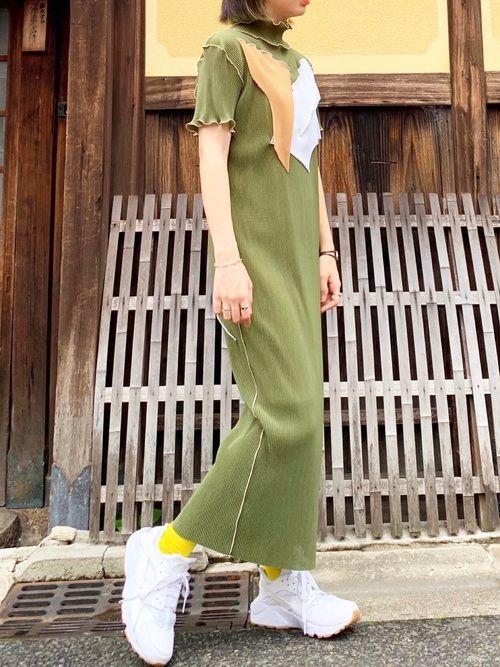 kotohayokozawaのワンピース めちゃくちゃお気に入りです instagram mi ファッション ワンピース