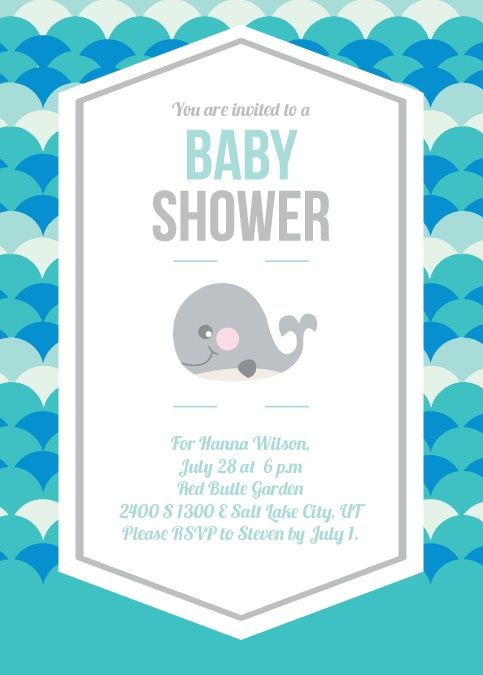 baby whale baby shower invitation fonts whale baby showers and