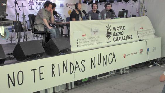 No Te Rindas Nunca, han intervenido Sabina ex deportista paralímpica. Eva Ngui Nchama y Fernando Iglesias, responsable de la Fundación ONCE para América Latina.