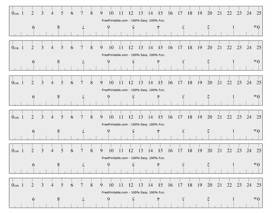 Free Printable cm/Inch Ruler | Math Mania!! | Pinterest | Tumblr ...