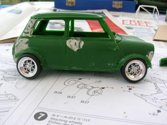 View topic - Classic Mini Cooper racing
