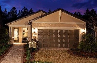 Neighborhood: Del Webb -- Builder: Del Webb--Model: Taft Street-- Sq. Ft: 1,433 --2 Bed / 2 Bath --(4 ft. Garage extension, Office, Paver driveway, cul-de-sac)) Lot: 04124-- Move-in Ready: Now -- Price: $288,780 (Click to watch the floor plan video!)