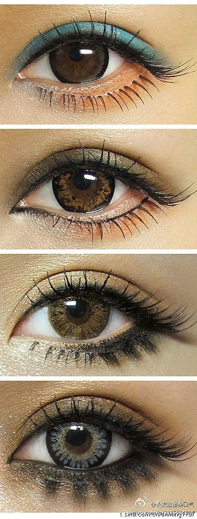 Styling your eyes