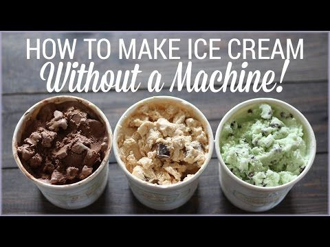 how to make chocolate without a machine