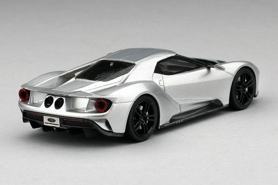 Ford GT 2015 Chicago Auto Show | 1:43 Scale Model Car by TSM | MODEL CITIZEN