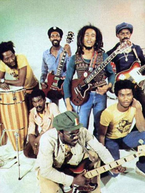 Biography of Musician Bob Marley - Temple Illuminatus