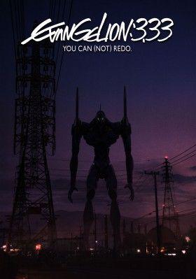 Evangelion 333 you can not redo legendado ptbr filme hd - 3 5