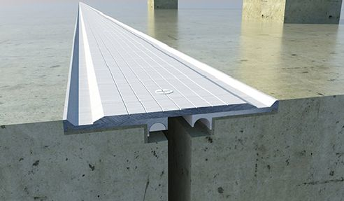 Minimalist Floor Expansion Joints By Unison Joints In 2020 Expansion Joint The Expanse Minimalist