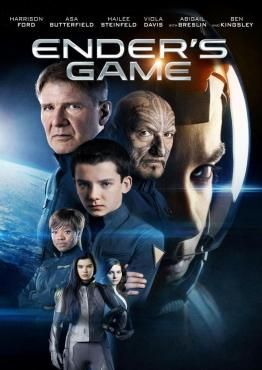 Ender's Game, Movie on DVD, Action