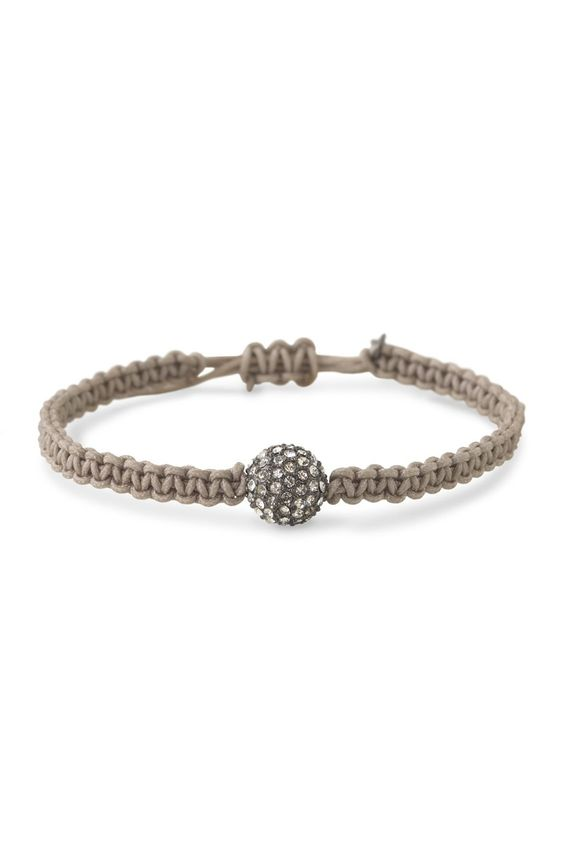 Sole Bracelet-on sale for $20; you can layer this bracelet with anything!!