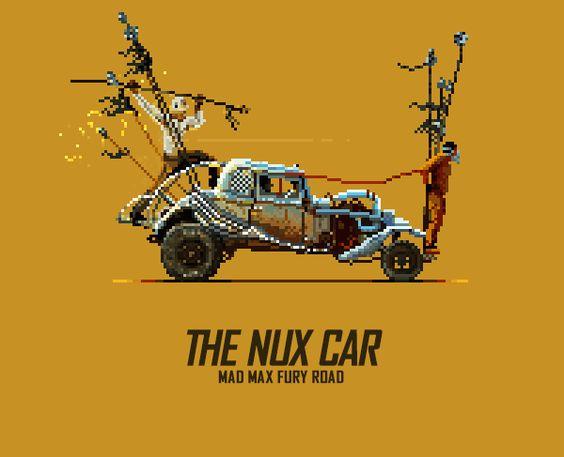 Mad Max, Fury Road (o jogo)