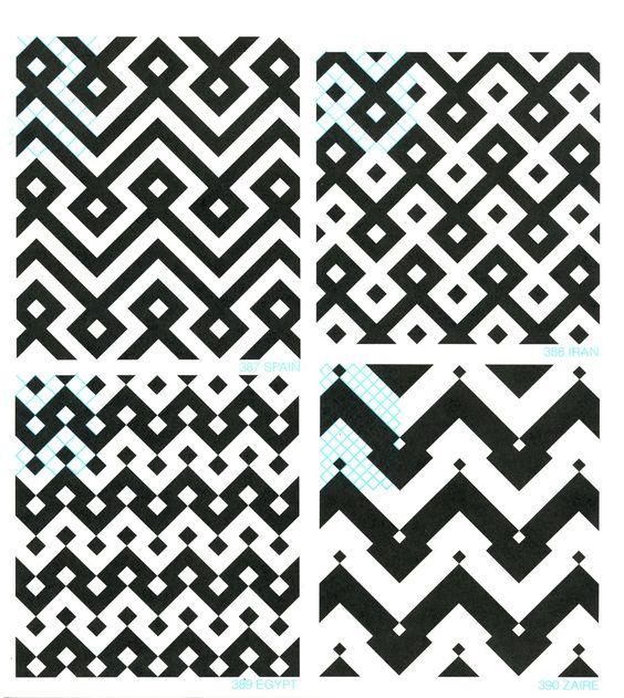 Geometric Patterns from islamic art GP-B 039