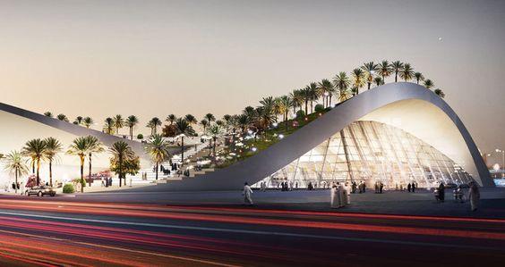 laya Metro Station | Gerber Architekten