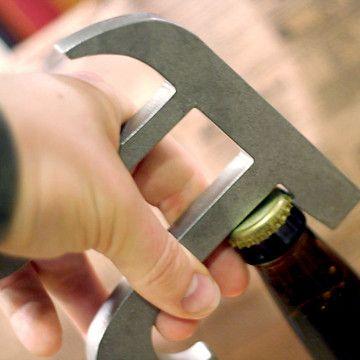 Fab.com | theUncommonGreen Pi bottle opener - awesome