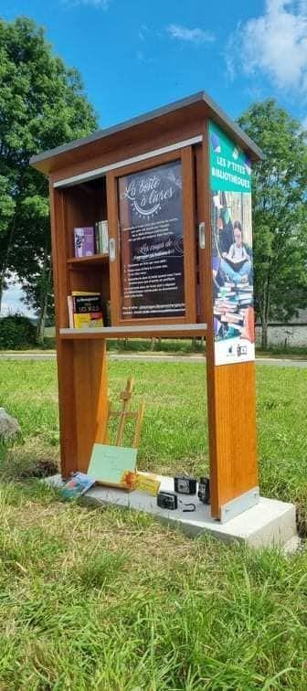 Ptite bibliothèque Libramont-Chevigny - Sainte-Marie