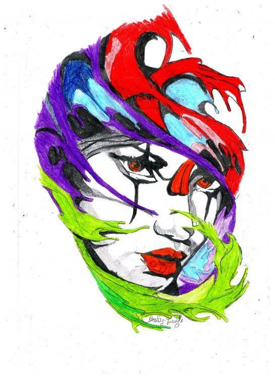 Fonds D Ecran Art Crayon Fonds D Ecran Portraits Wallpaper N 457792 Par Polety Hebus Com Fond Ecran Portraits Art