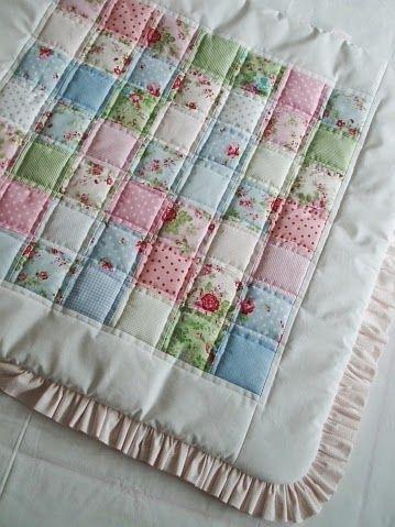 Ruffled Quilt