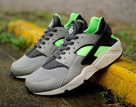 Huarache Nike Grey