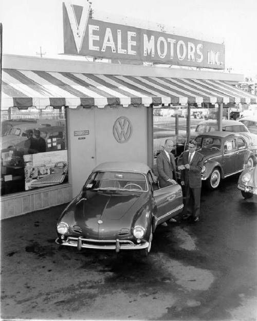 Mr Warehouse The Man Behind Vintage Warehouse Cool Photo Of Santa Rosa S Veale Vw Dealership Vw Karmann Ghia Karmann Ghia Volkswagen Karmann Ghia