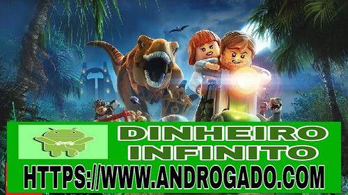 Lego Jurassic World Mod Apk Dinheiro Infinito Em 2020 Com