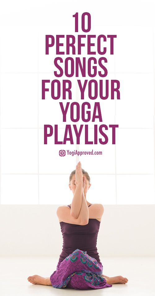 10 Perfect Songs For Your Yoga Playlist- artists for stations