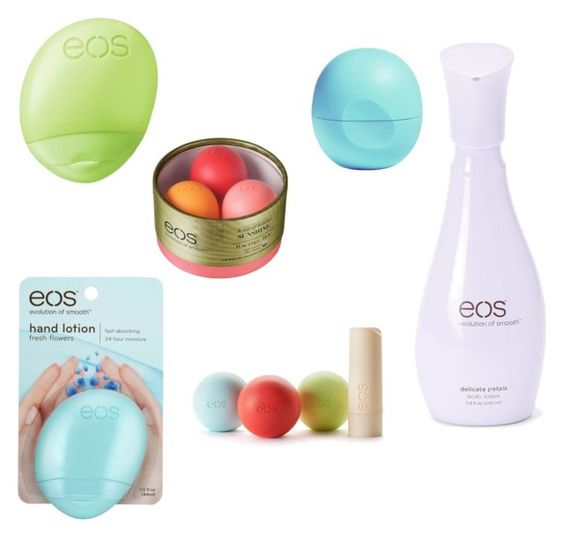 """""""I❤️eos"""" by abbystar8 on Polyvore featuring beauty and Eos"""