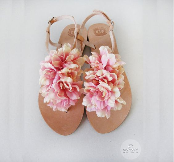Hey, I found this really awesome Etsy listing at https://www.etsy.com/listing/187788437/bridal-shoes-handmade-leather-sandals