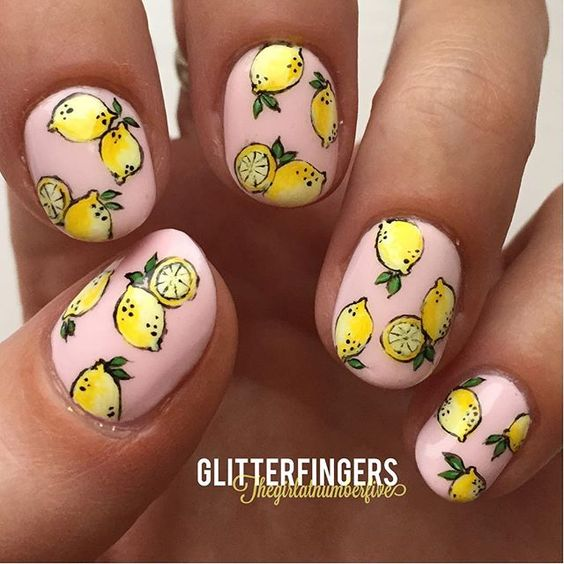 Instagram media glitterfingers #nail #nails #nailart
