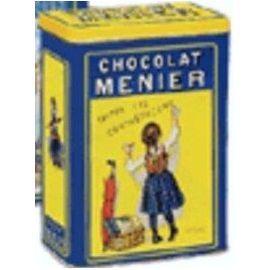 Boite En Metal Publicitaire Et Decorative Des Chocolats
