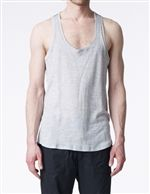 Merino Cotton Tank By Isaora #MADEINUSA