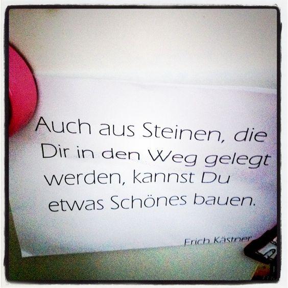 Erich Kästner zitat