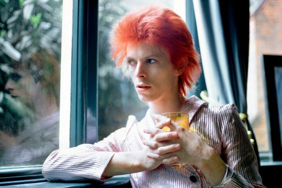 On the road with David Bowie, Mick Rock captures the icon's transformation into Ziggy Stardust