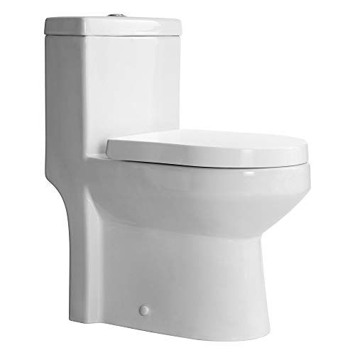 Top 10 Best Toilets In 2019 Buying Guide Fiveid Com Compact Bathroom Small Toilet Toilet