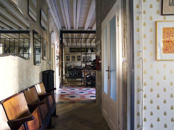 [Interior] La casa-estudio de unos recolectores de tesoros – Virlova Style