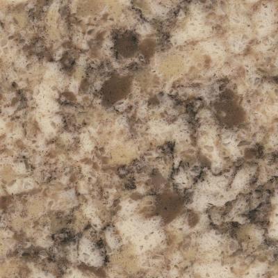 Silestone 2 in quartz countertop sample in giallo nova ss for Silestone o granito